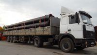Доставка трубы и металлопроката МАЗ