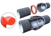 Трубы ВЧШГ соединение Tyton