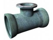 Тройник раструб-фланец (ТРФ)
